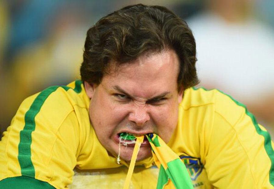 Hilarious 'Sad Brazilians' Tumblr Captures The Grief Of Brazil