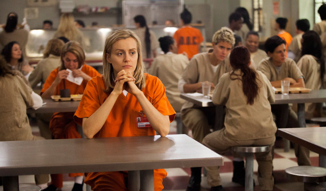 'Orange Is The New Black' Is Forcing Jails To Change Their Uniforms