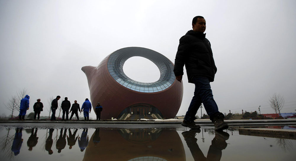 Beijing's Decade of 'Weird Buildings' Could be Coming to an End