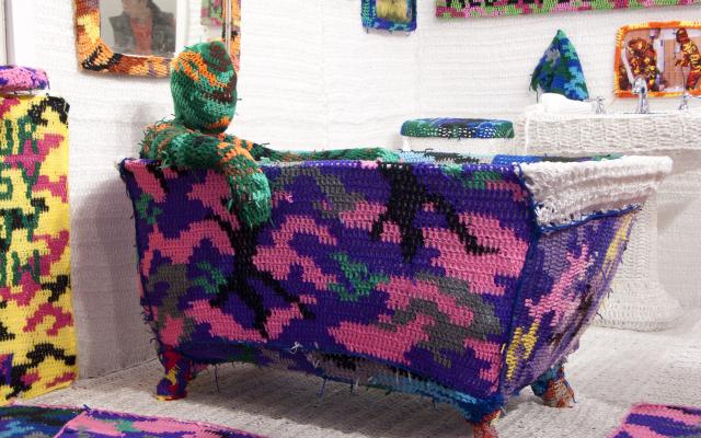 Olek & Crocheted Dreams