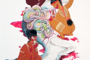 Artist Rajni Perera & Her Intergalactic Sexuality