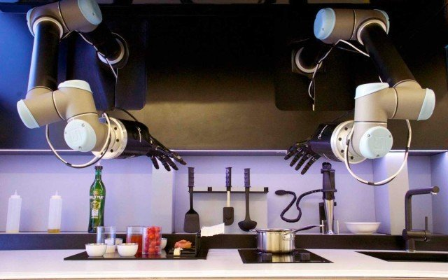 The Jetson's Robo Chef is About to Become a Kitchen Reality