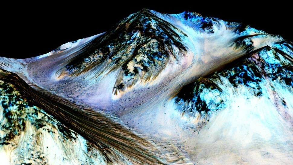 The Discovery of Water Has Made Mars a Tourism Hot Spot