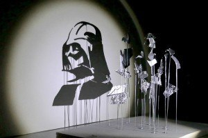 Shadow Artworks Show Star Wars Icons Under a New Light