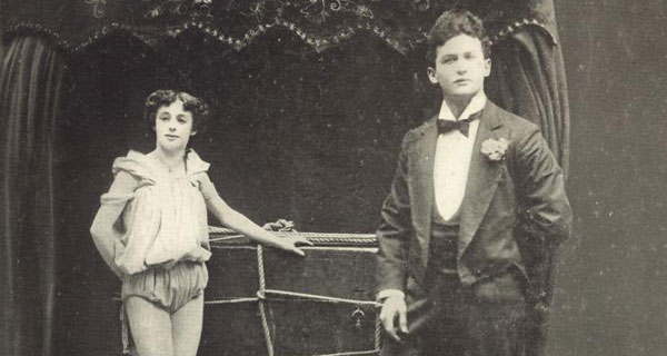 houdini-and-wife