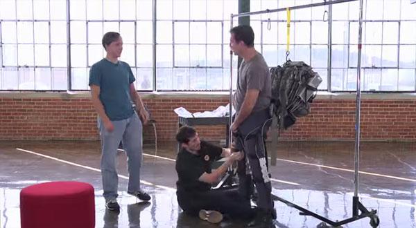 esko-exoskeleton