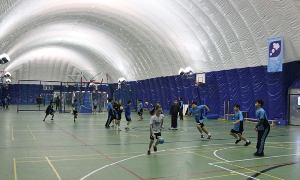 dome-soccer