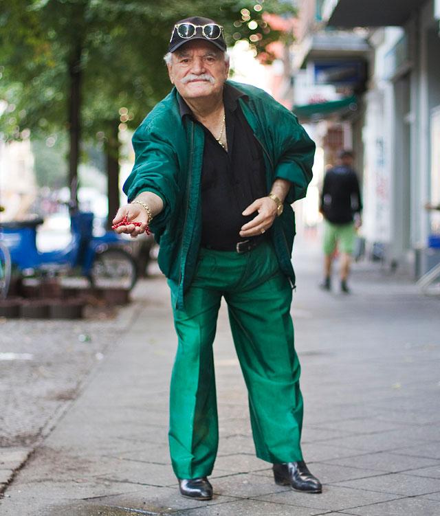 ali-greensuit