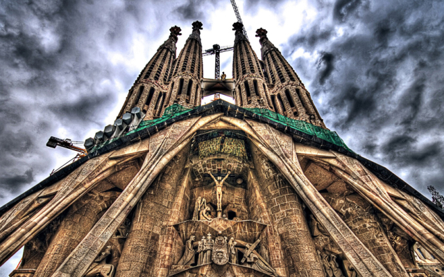 The Final Phase of Barcelona's Sagrada Família is a Wonder to Behold
