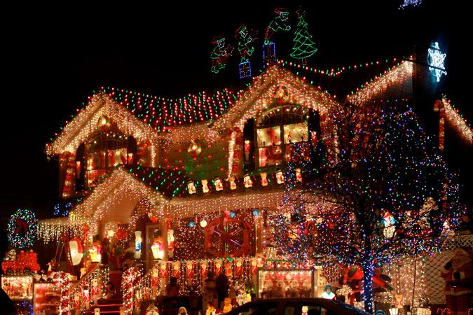 Christmas Light Show Near Me