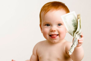 Budgeting For A Baby Is All About Savings