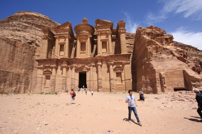 800 year ofl monastery