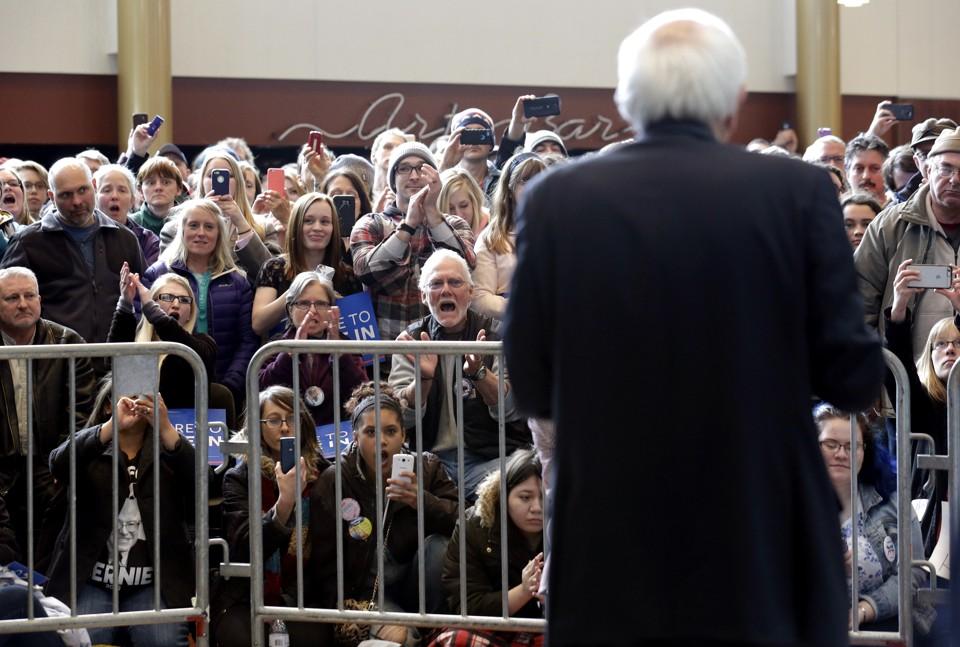 Bernie's Revolution