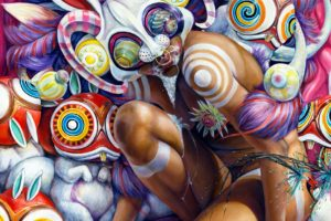 Hannah Yata: Surreal Creatures and Symbolism of the Female Form