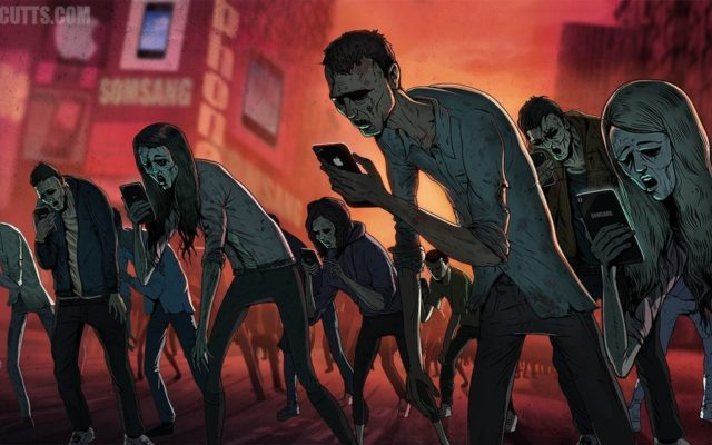 We Live in a Sad, Sad World According to Steve Cutts' Satirical Illustrations