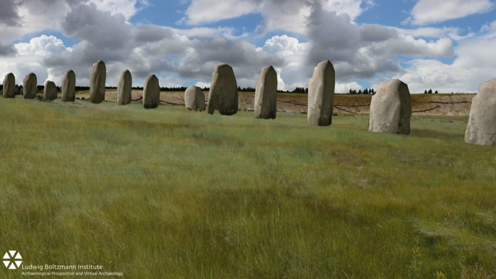 Archaeologists Have Discovered a Huge Hidden Prehistoric Site