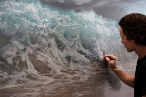 The Hyper Realistic Masterpieces of Joel Rea