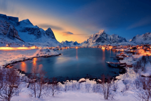 Norwegians are Better at Winter Than Anyone Else, and Here's Why