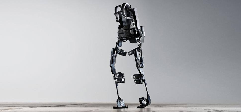Soldiers of the Future Will Wear These Darpa-Funded Exoskeleton Suits