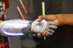 Superhero Bionic Limbs Offer Amputee Children a New Hope