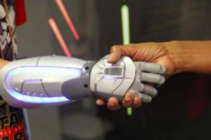 Superhero Bionic Limbs Offer Amputee Children a New Hope