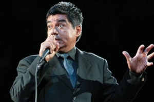 George Lopez is the National Comedian of Carnival's Punchliner Comedy Club