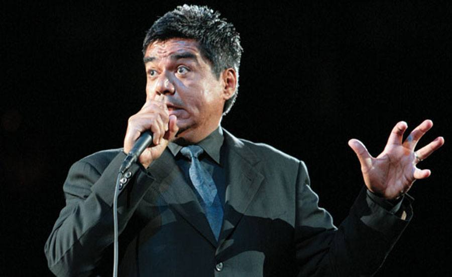 George Lopez Is The National Comedian Of Carnival S