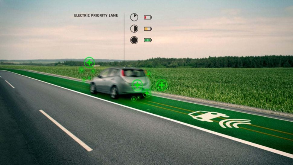 UK Future Roads Will Let Electric Cars Charge On the Go