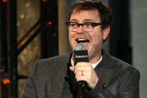 Hollywood's Leading Funny Guys Riff Jokes on the Fly