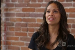Zoe Saldana Shows Her Gratitude For Her Personal Hero