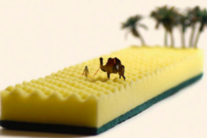 Artist Creates Incredible Miniature Worlds Using Everyday Items