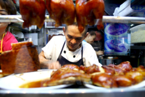 Street Food Vendor Makes History by Earning a Michelin Star