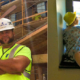 This Construction Worker Found the Best Way to Cheer up Kids in Hospital