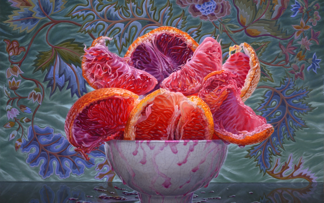 These Hyperrealistic Food Paintings Are Like Nothing You've Seen Before