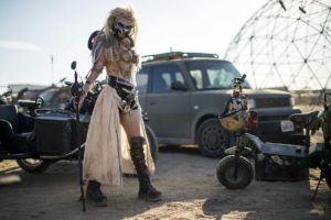 This Post Apocalyptic Festival Makes Burning Man Look Like a Walk in the Park