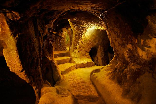 derinkuyu-tunnels