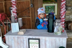 Boy With Cancer Sells Hot Cocoa to Raise Almost $7,000 for Other Sick Kids