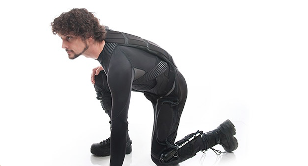This 'Bionic' Suit Can Help People with Disabilities Walk Again
