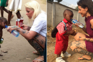 """Remember This Nigerian """"Witch Boy""""? He's Happy, Healthy and Off to School"""