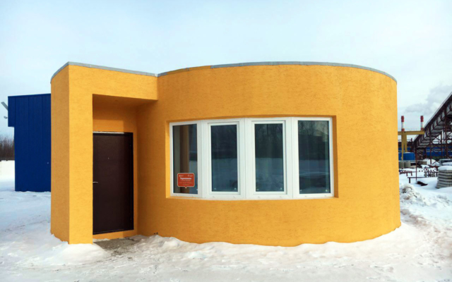 3D Printers Can Now Print Homes… And They Only Cost $10,000