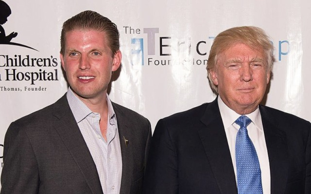 How the Trump Organization Paid Itself With Kids-Cancer Charity Money