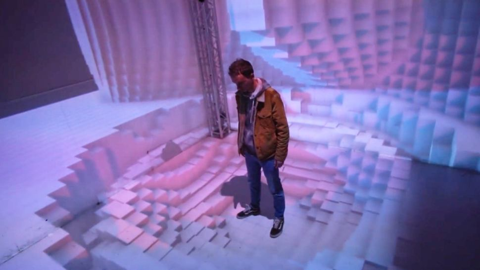 This Mixed Reality Room is a Psychedelic Trip Without Drugs (Video)