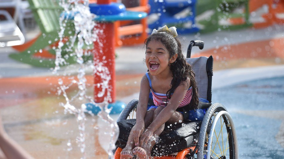World's First Water Park for People with Disabilities Opens in the U.S.