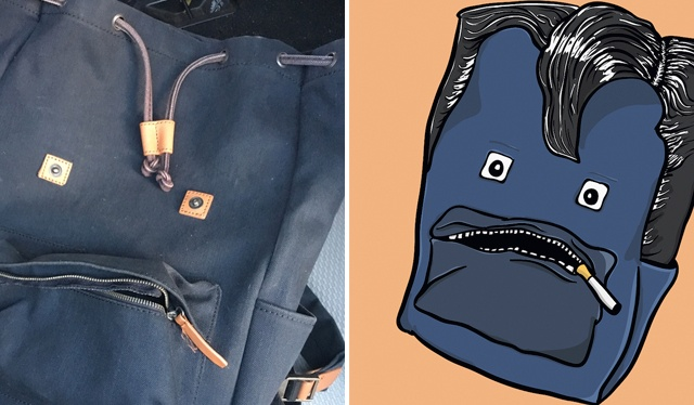 This Artist Makes Hilarious Drawings of Faces He Sees in Everyday Objects