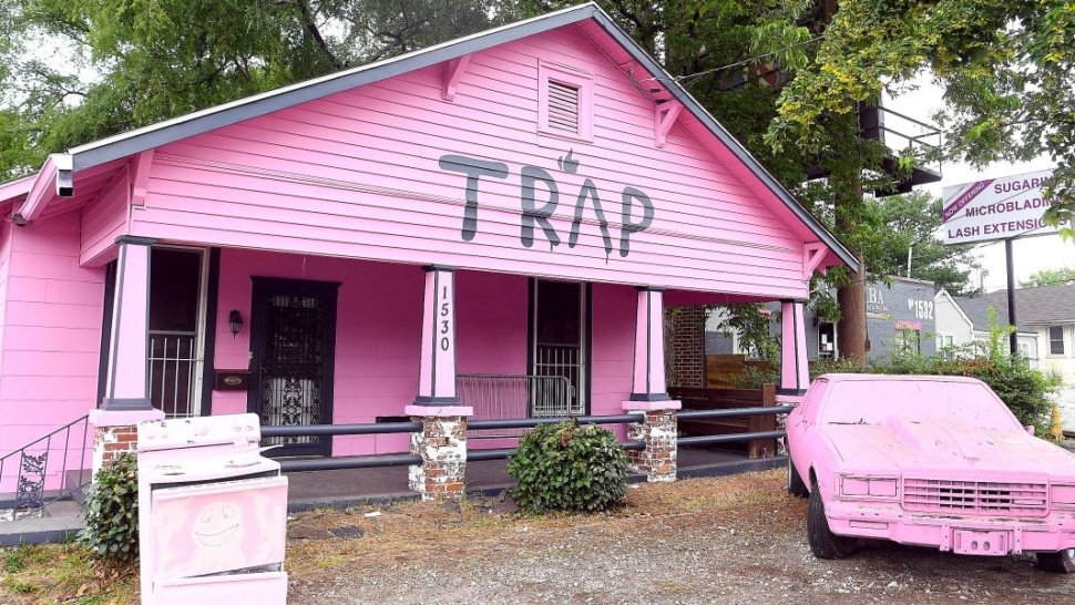 Atlanta's HIV Rate is so Bad, This Rapper Turned a Trap House Into a Free Clinic
