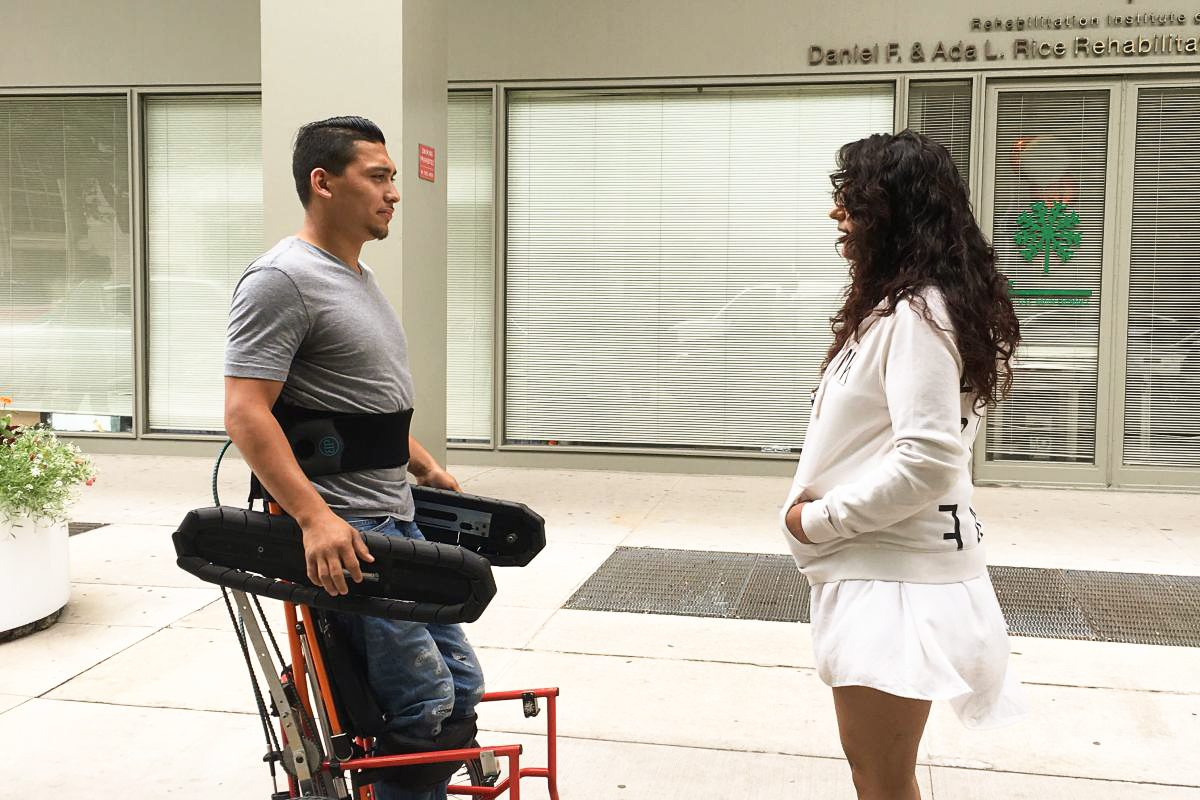 This Revolutionary Wheelchair Gives Users the Freedom to Stand Up (Video)