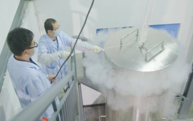 For the First Time, a Woman Has Been Cryogenically Frozen Hoping to be Resuscitated