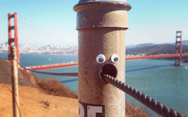 The 'Googly Eye Movement' is Taking Over the Streets All Around the World