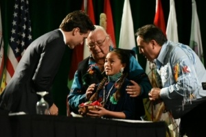 13-Year-Old Indigenous Girl Nominated for Peace Prize Has an Important Message to the World