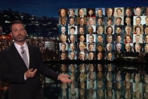 How Jimmy Kimmel Has Gone Beyond The Yuks Of Late Night TV